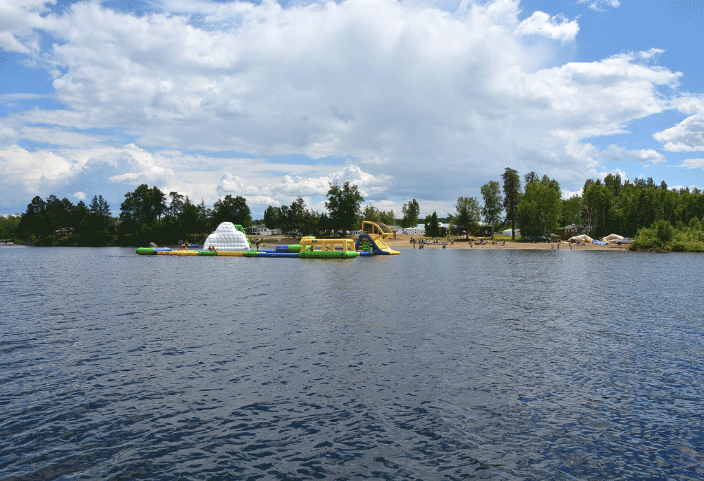 parc aquatique baskatong