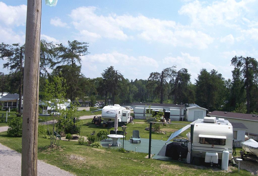 camping baskatong